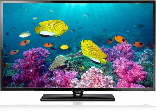 Samsung UE50F5070 LED-Backlight-Fernseher schwarz
