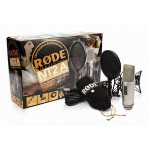 Rode NT2A Studio Solution Set · Mikrofon [Preisfehler?]