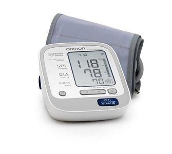Omron M5 Professional II Oberarm-Blutdruckmessgerät für 34,95 bei plus.de, 5.- Gutschein bei NL-Anmeldung