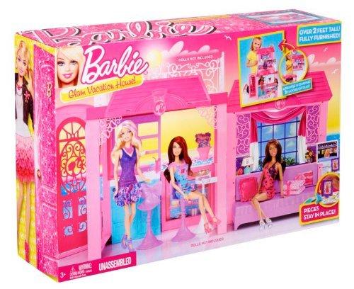 Mattel X7945 - Barbie Design-Ferienhaus für 26,99€ versandkostenfrei bei @Galeria Kaufhof.de