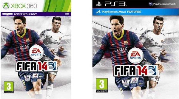 PS3/Xbox360 - Fifa 14 für €39,67 [@Play.com]