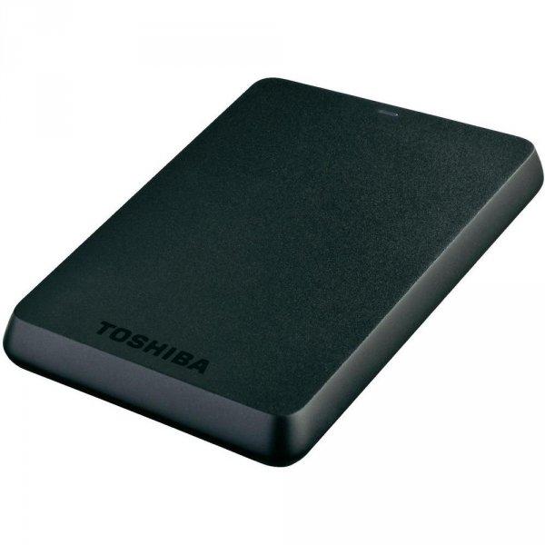TOSHIBA Stor.E Basics - 1 TB, Schwarz mit Gutschein für 54,43 €