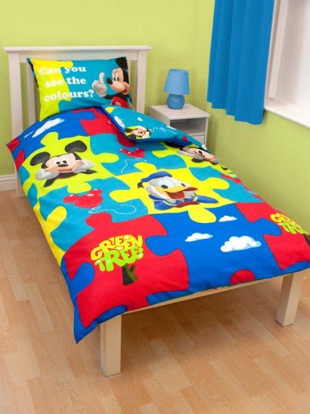 Kinder Bettgarnitur 135x200cm für 15,99€ versandkostenfrei