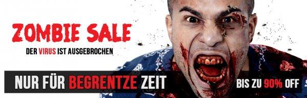 30-50% Zombie Sale bei Karmaloop.de