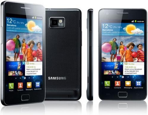 Samsung Galaxy S2 I9100 16GB für nur 472€ (Vorkasse) oder 488€ (Nachnahme)