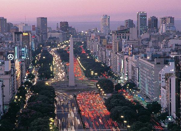 Flüge: Buenos Aires ab Frankfurt für 527€ mit TAM Airlines (Februar / März 2014)
