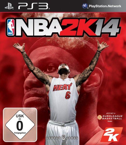 NBA 2K14 (PS3/360) für  29 €