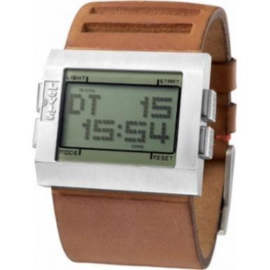 Levi's L022GU-1 Herren-Armbanduhr in Braun