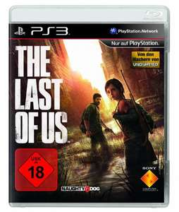 "The Last of Us @Amazon WHD ""wie neu"""