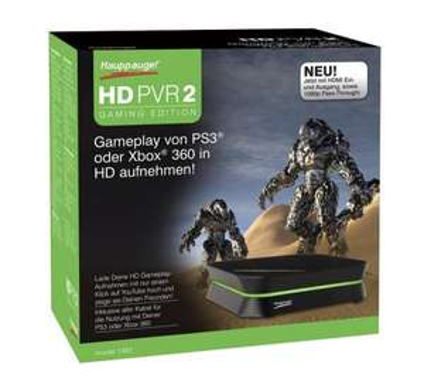 Hauppauge HDPVR2 GE und PCTV Broadway HDS2