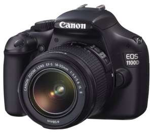 Canon EOS 1100D mit IS II 18-55 bei Saturn.de