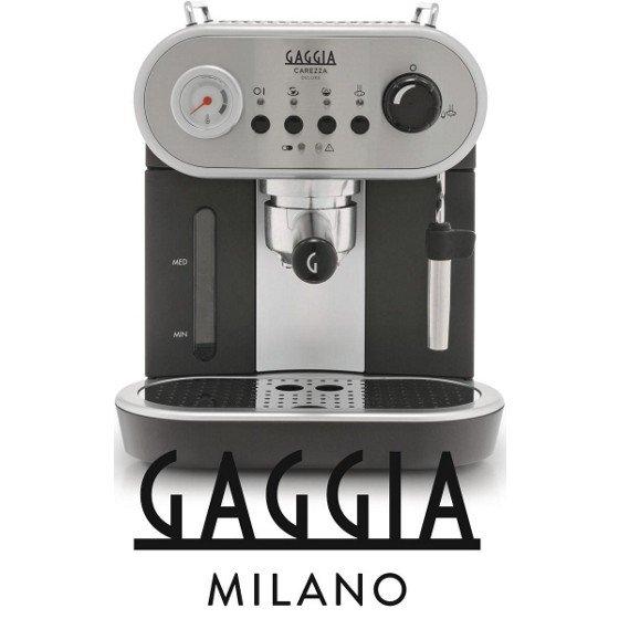 Espressomaschine Gaggia Carezza Deluxe RI8252/01 bei mömax für nur 199€ (inkl. Versand) + 10€ Gutschein