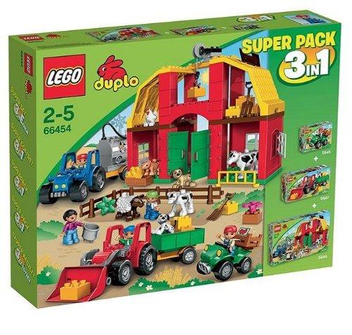 [METRO, offline] Lego Duplo Bauernhof Superpack 3in1 für 59,49€
