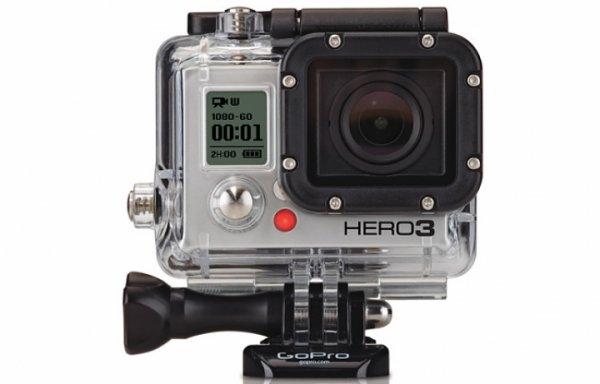 GoPro HERO3 Black Edition Vorführgerät für 212€ @ camforpro.com - ohne Zubehör!