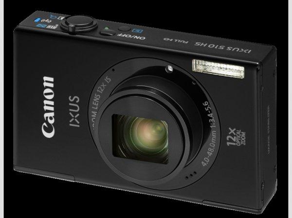Canon Ixus 510 HS @ Saturn Online