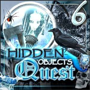 Amazon-Appshop : Hidden Objects Quest 6: Spooky Decay (App des Tages)
