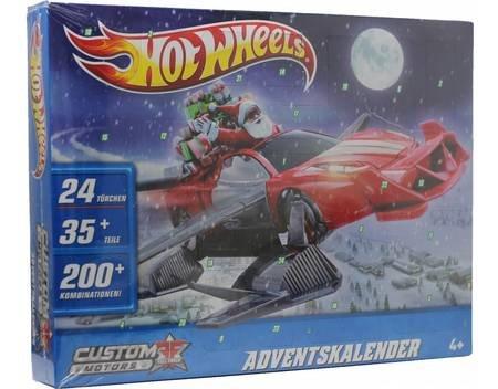Hot Wheels Custom Motors Adventskalender @meinpaket 11,99€