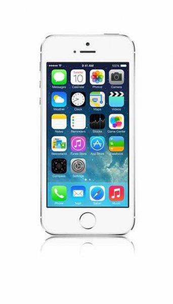 iPhone 5S für 1€ + Allnet-Flat + SMS-Flat + 2GB Surf-Flat + Festnetz-Nummer + Musik-Flat