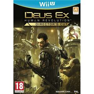 (UK) Deus Ex: Human Revolution - Director's Cut (Wii U) für 19,99€ @ Play (base)