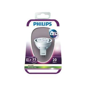 Philips 4er-Pack LED SPOT GU5.3- 35W - groupesales.de
