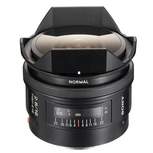 Sony SAL-16F28 Fish-Eye 16 mm F2,8 für ~ 705 € @Amazon.co.uk