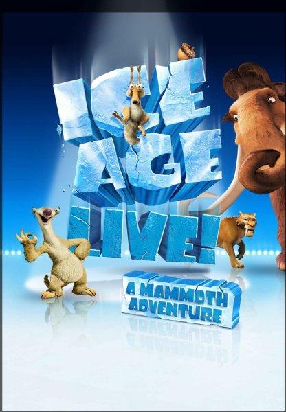 Ice Age Live und Holiday on Ice zum vergünstigten Preis ab 3.11.