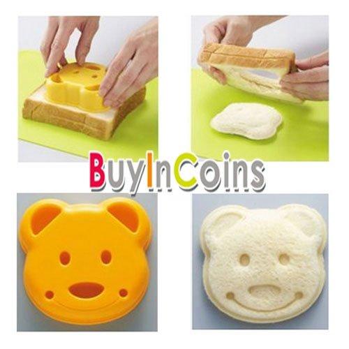 EBAY Bären-Sandwich-Form für das Pausenbrot - Dinge, die die Welt (nicht) braucht -