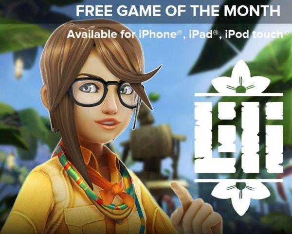 [iOS]Lili kostenlos @IGN als Free Game of the Month (Normalpreis 2,69€)