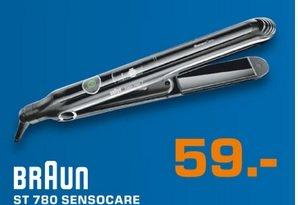 [lokal Saturn Weiterstadt] Braun Haarglätter ST 780 59€