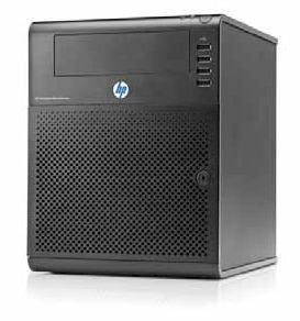HP ProLiant MicroServer N36L, Athlon II, 1GB, 250GB