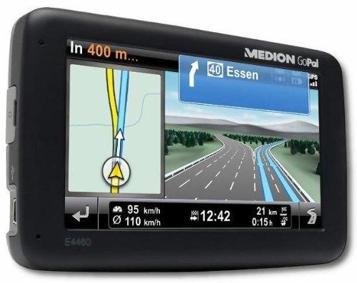 MEDION GoPal E4460 EU+ (B -Ware)u.a. mit TMC TTS Bluetooth o. Vsk für 59 € @medion .de