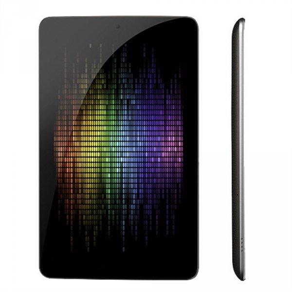 Google Nexus 7 32GB (alte Version) + Travel Cover Grey für 165€ – refurbished – 7? Android Tablet