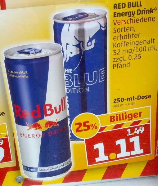 [Offline] Red Bull für 1,11 EUR bei Penny