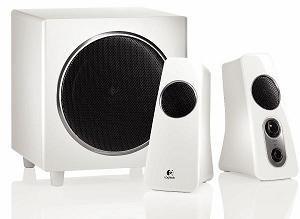 Logitech Z523 2.1 Lautsprechersystem 40W RMS - inkl. Versand 39,80€
