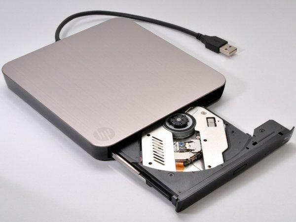 HP Blu-Ray Laufwerk Drive extern mit DVD/CD-Brenner