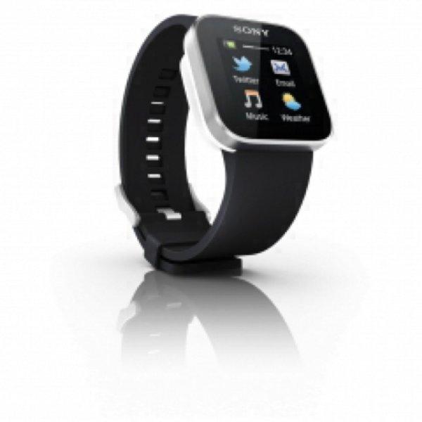Sony Smartwatch 49,99 € Android Uhr 39,01 € sparen!!!