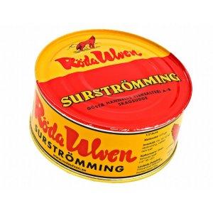 Surströmming - Der leckere Fisch aus Schweden
