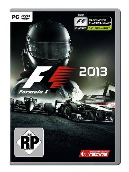 F1 2013 - PS3 & Xbox360 für 29.51€ @ Zavvi.com