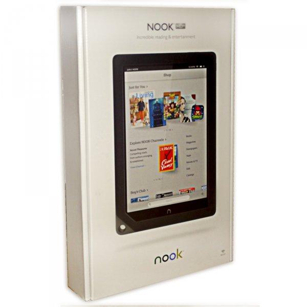 Wieder verfügbar: Barnes & Noble NOOK HD+ 16GB Tablet | Kaufpreis wird gespendet