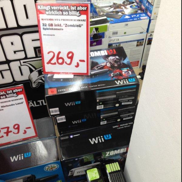 [Lokal] ZombiU Premium Pack Limited Edition im Mediamarkt Aachen