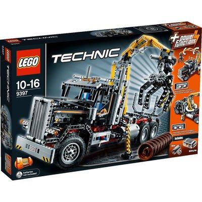 LEGO® Technic 9397 Holztransporter für 84,99 Euro versandkostenfrei @karstadt.de