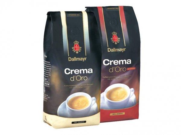 Lidl [offline] Dallmayr Crema d'Oro verschiedene Sorten 1kg für 8,88 am 9.11.