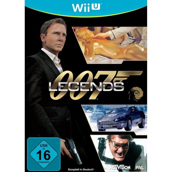 (UK) James Bond 007 Legends [Wii U] für ca. 11,80€ @ Zavvi