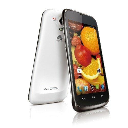 Huawei Ascend P1 (LTE Version U9202) @ Ebay WOW für 189,00  € (weiß!!!)