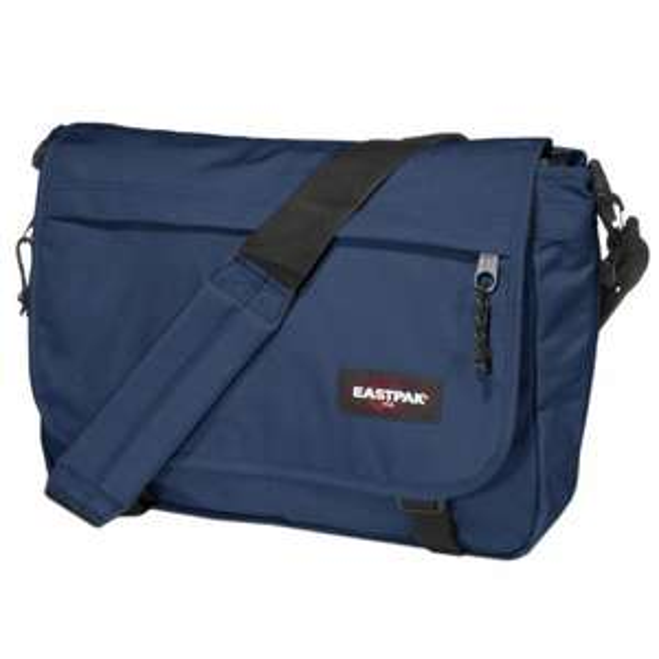 "Eastpak™ - Schultertasche/Messenger Bag ""Delegate"" (Bonkers Navy) ab €18,32 [@Karstadt.de]"