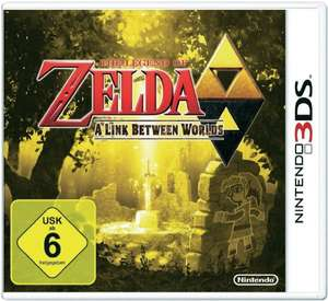 Zelda - A Link between Worlds 3DS für 33,40 € vorbestellbar. UPDATE: Voelkner.de