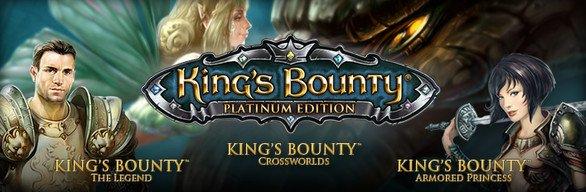 [Steam] King's Bounty: Platinum Edition nur noch Kurz anstatt 30€