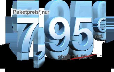 Simplytel All-in XL plus bis 10.11. - 250/250/500 für 7,95 €/Monat im O²-Netz keine Mvlz.