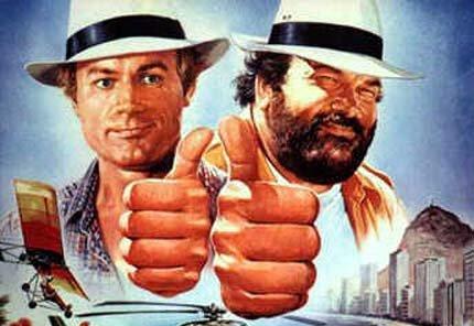 Bud Spencer / Terence Hill Blu-rays für je 7,99€ bei Amazon