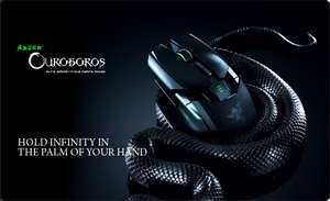 Razer Ouroborus Gaming Maus [Amazon WHD]